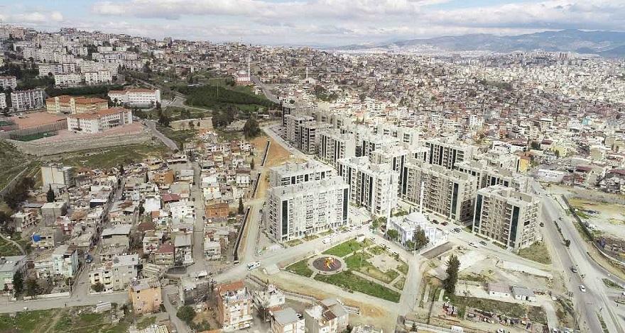 İzmir Uzundere Üçüncü Etap İhalesi 29 Temmuzda