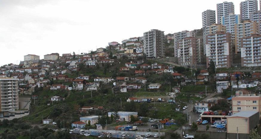 Bakanlıktan Narlıdere'ye Kentsel Dönüşüm Müjdesi