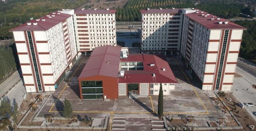 Ege Üniversitesi Yurt İnşaatının İlk Etabı Tamamlandı