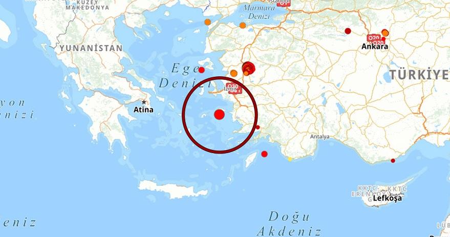 Prof. Dr. Ahmet Ercan'dan Ege İçin Korkutan Deprem Açıklaması