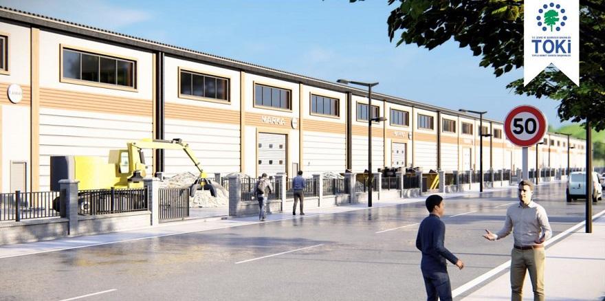 Yenimahalle Küçük Sanayi Sitesi'nin İhalesi Gerçekleştirildi