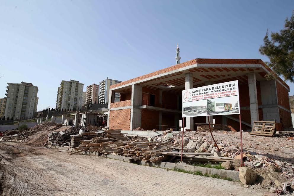 Karşıyaka'da 'Engelli Dinlenme Merkezi' Kuruluyor