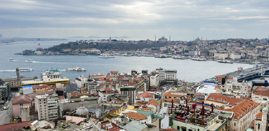 2021'in İlk Yarısında Satılan 5 Konuttan Biri İstanbul'da