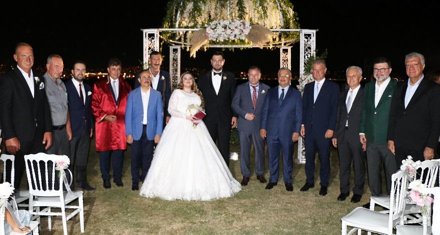 İnşaat Sektörü Gültekin'in Düğününde Buluştu