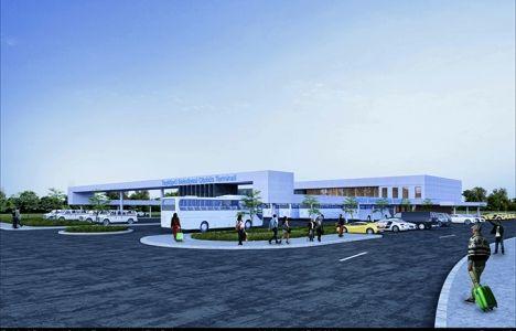 Kastamonu Taşköprü Otobüs Terminali 2018'de Bitecek