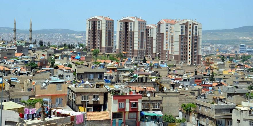 Kentsel Dönüşüm Kapsamında İstanbul'da Toplam 56 Bin Bina Yenilendi