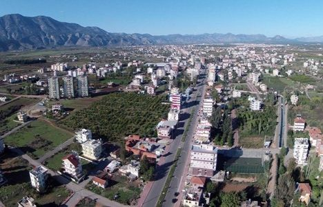 Antalya'da 54.2 Milyon TL'ye Satılık 3 Arsa!