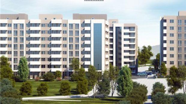 Folkart Liva Home Projesinde Fiyatlar 222 Bin TL'den Başlıyor