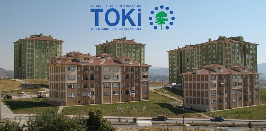 TOKİ'den 39 ile 65 Yeni Proje