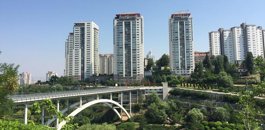 Ankara'da Konut Kiraları Yüzde 47,7 Arttı