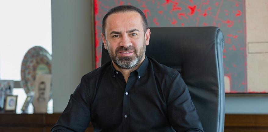 Mesut Sancak: Hedefimiz Türkiye'nin En Büyük İnşaat Firması Olmak