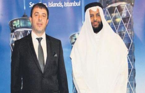 Al Thani, Türkiye'de Yatırıma Fikirtepe'den Başladı!