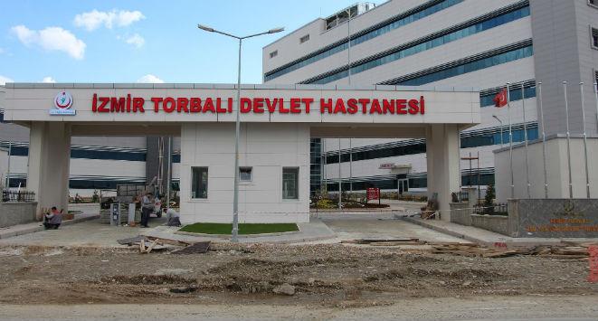Torbalı Devlet Hastanesi'nin Açılışı Ertelendi