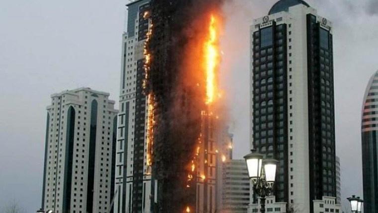 Yeni İnşa Edilecek ve Yenilenecek Binalar İçin Yangın Uyarısı