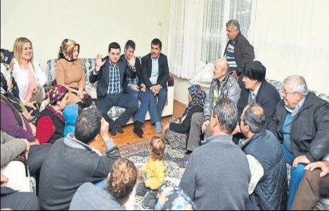 Kepez Habibler'de Gecekonduların Tapu Sorunu Çözülüyor!