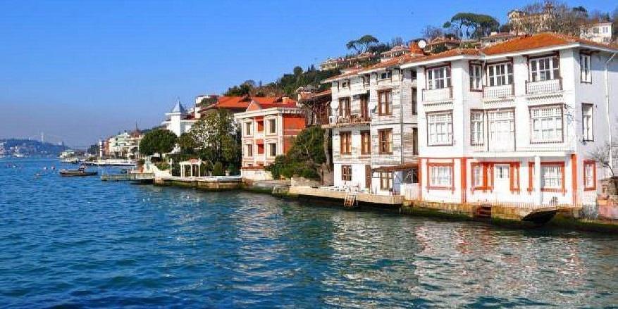 İstanbul Boğazı'ndaki Yalılara Talep Arttı