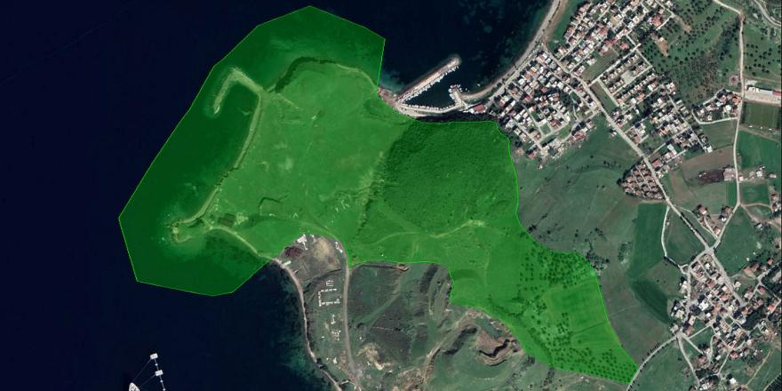 Aliağa'da Denize Sıfır 13,7 Hektarlık Sit Alanı İmara Açıldı