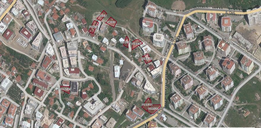 Milli Emlak Mememen Ulukent'teki 9 Arsayı Satışa Çıkardı