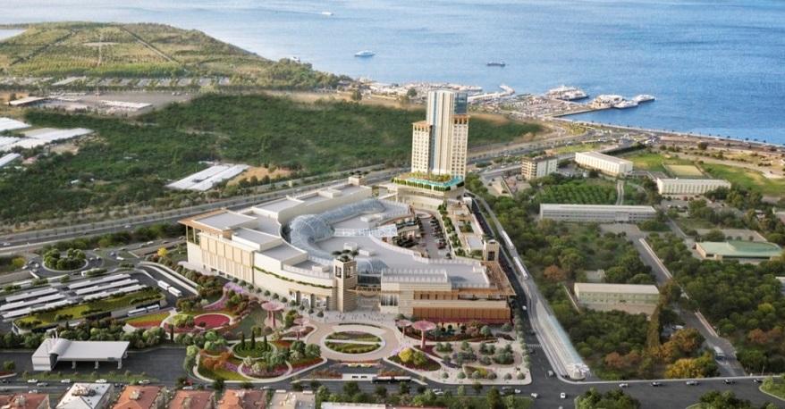 İzmir İstinye Park AVM 22 Ekimde Açılıyor!