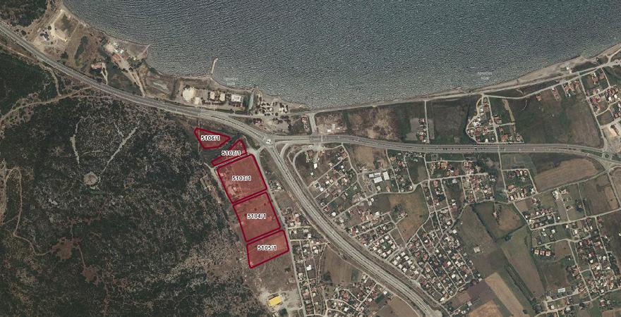 Özelleştirme İdaresi Urla'da 58, Çiğli'de 15 Dönüm Arsayı Satışa Çıkardı