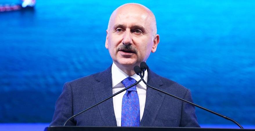 Ulaştırma Bakanı Karaismailoğlu: Kanal İstanbul, Dünyayı Türkiye'ye Bağlayacak