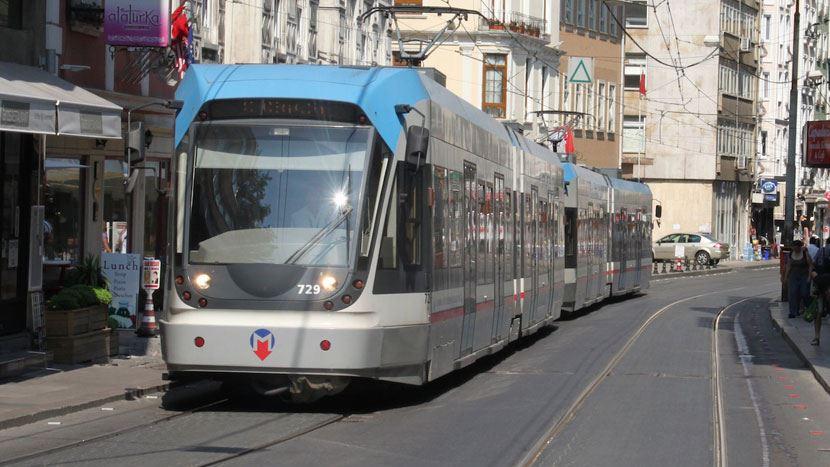 Eminönü'nden Eyüp'e Tramvay Geliyor!