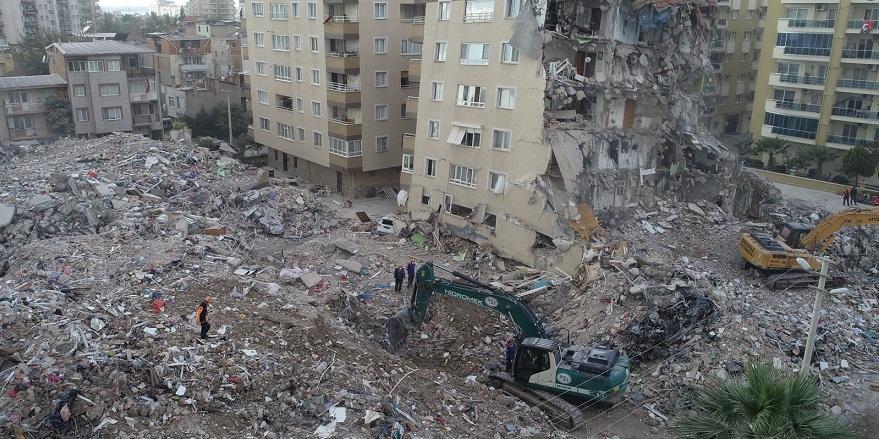 İzmir'in Nasıl Yapılaşması Gerektiği Güvenlik Karnesi ile Belirlenecek