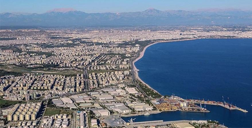 Antalya'da Gayrimenkul Fiyatları Son 3 Yılda Yüzde 60 Arttı