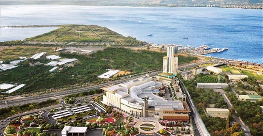 İstinye Park İzmir Yarın Açılıyor