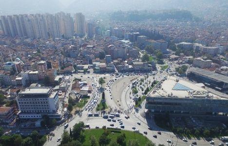 Bursa Kent Meydanı'nda Büyük Dönüşüm!