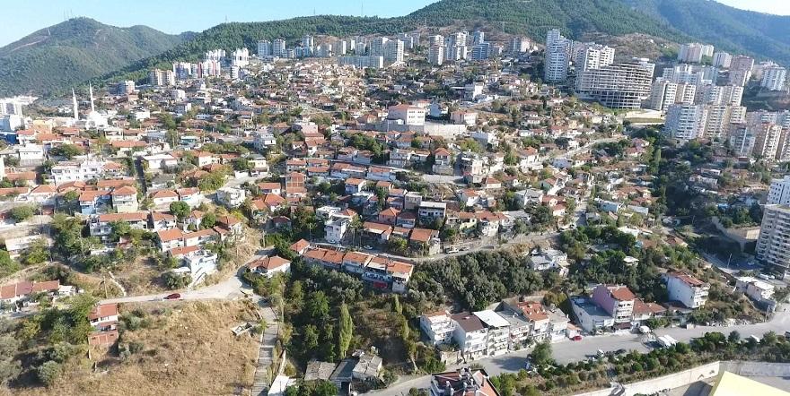 İzmir Narlıdere Kentsel Dönüşüm Projesi Askıya Çıktı