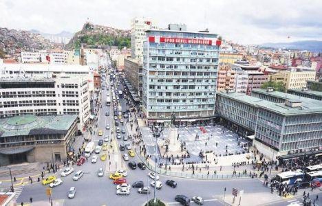 Ankara Ulus'a 2 Yeraltı Tüneli Geliyor!