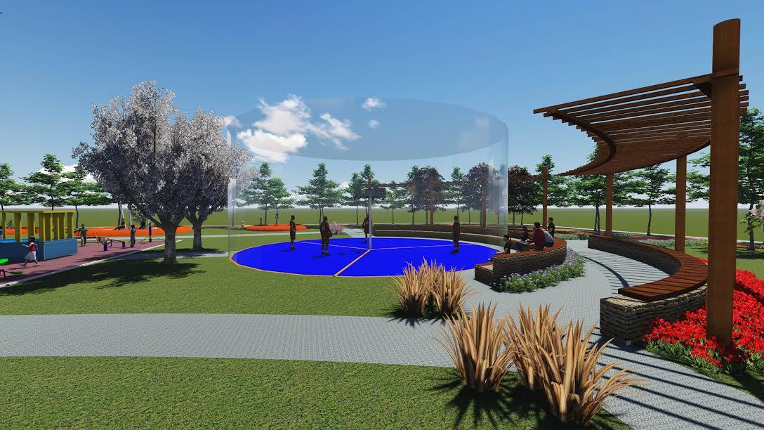 Buca'ya 12 bin 500 Metrekarelik 7 Yeni Park