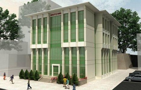 Artvin Arhavi Adliye Binası'nın İhalesi Yapıldı!
