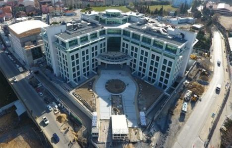 Sarıyer Belediye Binası 1 Nisanda Açılıyor