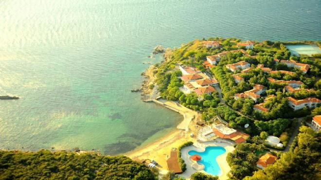 Seferihisar Teos Tatil Köyü 14 milyon TL'ye Satılık