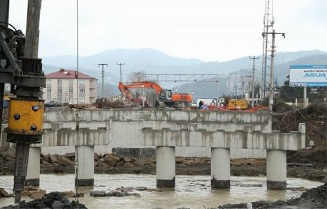 Ordu Akçaova Köprüsü Nisan'da Açılıyor!