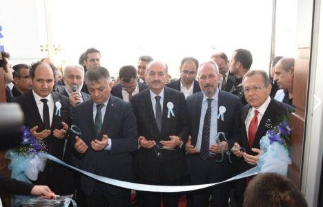 Balıkesir Yeni SGK Binası Açıldı