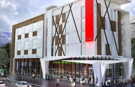 Antalya Best Western VIB Otel Açıldı!