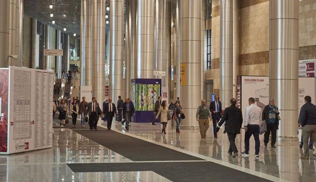 Doğaltaş Sektörü İzmir'de Buluşacak: 31 Ülkeden 214 Katılımcı