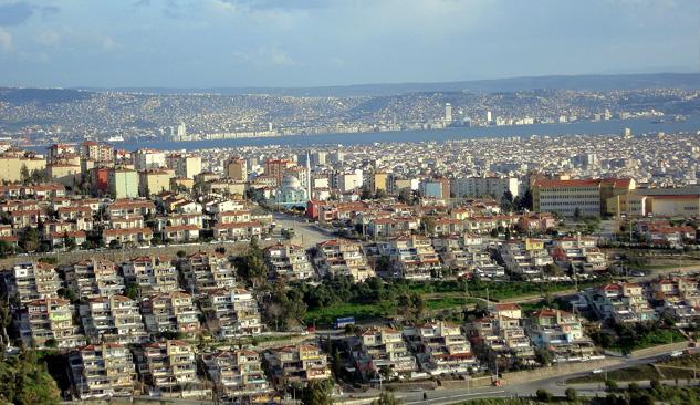 Çiğli'de İcradan 48.1 Milyon TL'ye Satılık Arsa!
