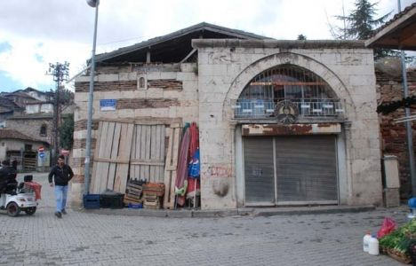 Tokat'taki 265 Yıllık Han Satışa Çıkarıldı!