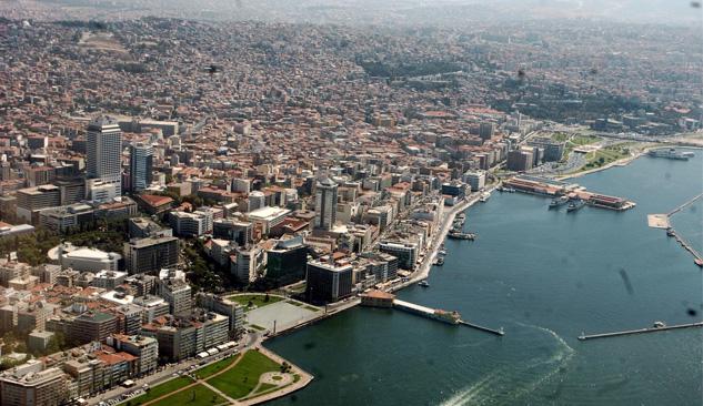 Büyük İzmir Körfez projesi başlıyor