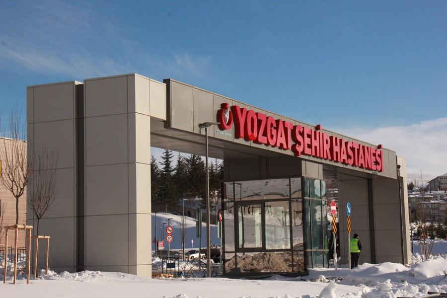 Yozgat Şehir Hastanesi Açıldı
