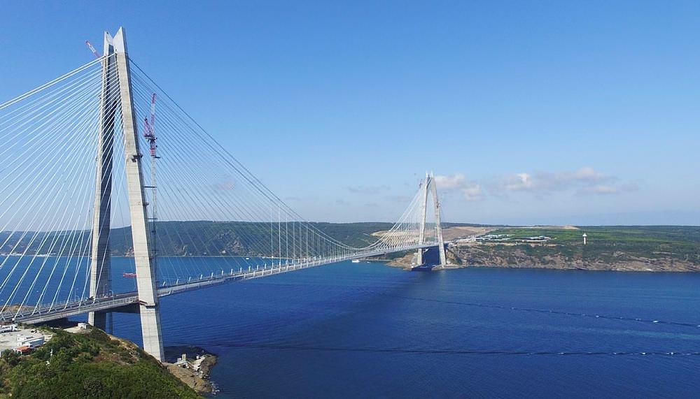 3. Köprü Dev Açılışa Hazır