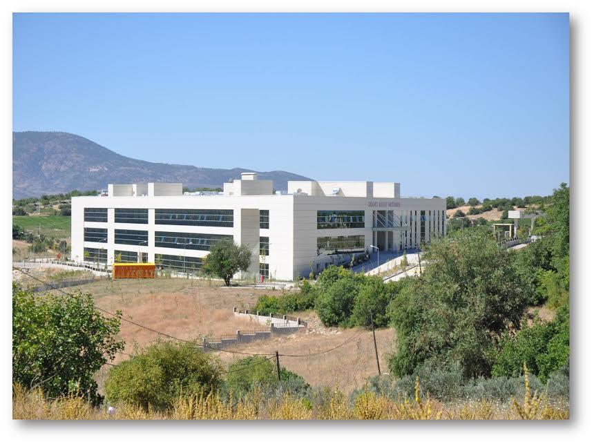 Demirci Devlet Hastanesinin İnşaatı Bitti