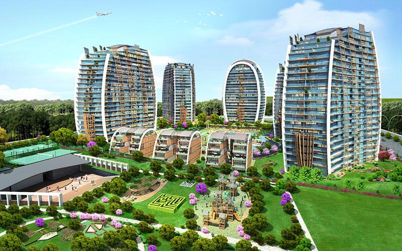 Central Park İstanbul Projesi İçin Durdurma Kararı