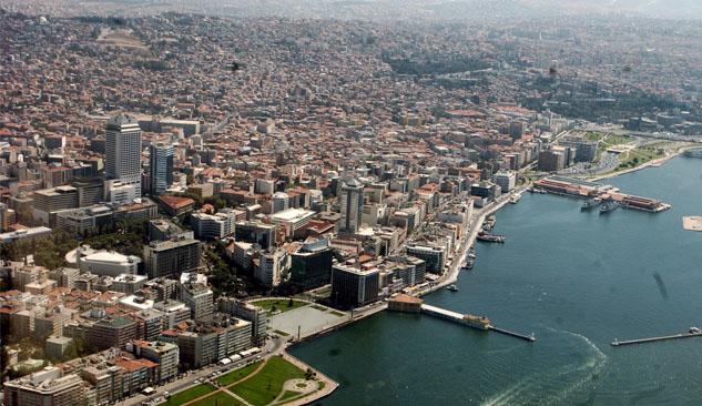 İzmir'de Mart Ayında Konut Satışları Yüzde 28 Arttı