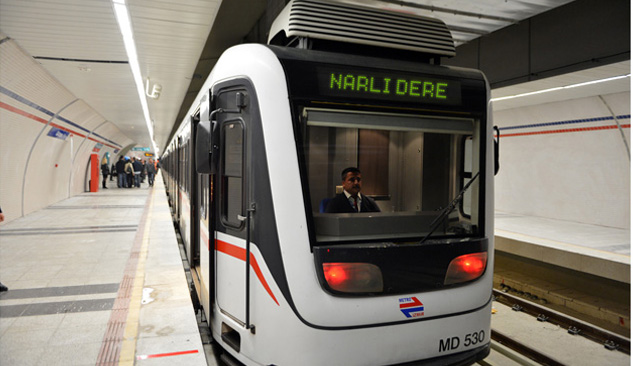 Narlıdere Metrosu Yılsonunda İhaleye Çıkıyor