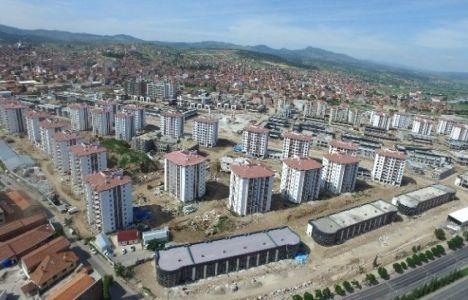 Uşak'taki Kentsel Dönüşüm Projesinde Son Durum